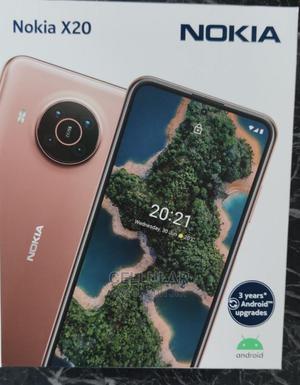New Nokia X20 128 GB Black | Mobile Phones for sale in Nairobi, Nairobi Central