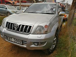 Toyota Land Cruiser Prado 2004 Silver | Cars for sale in Kiambu, Thika