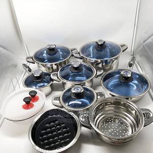 30 Pieces Stainless Steel Cookware Set   Kitchen & Dining for sale in Nairobi, Nairobi Central