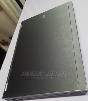 Laptop Dell Latitude E6520 4GB Intel Core I5 HDD 500GB   Laptops & Computers for sale in Kisii, Kisii CBD