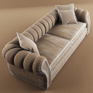 3 Seater Pattern Chunnel Tufted Sofa/Modern Designs. | Furniture for sale in Nairobi, Nairobi Central