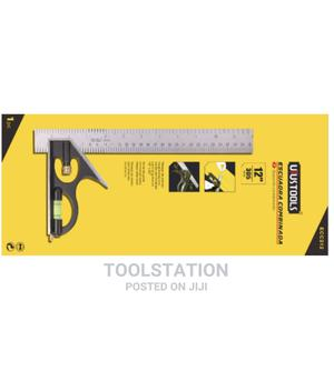 12 Inch Combination Square Heavy Duty   Hand Tools for sale in Nairobi, Nairobi Central