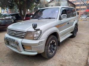 Toyota Land Cruiser Prado 2000 Silver | Cars for sale in Nairobi, Parklands/Highridge