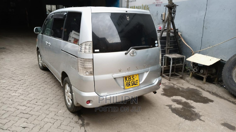 Toyota Noah 2008 Silver   Cars for sale in Parklands/Highridge, Nairobi, Kenya