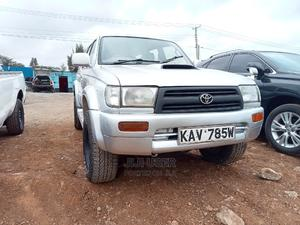 Toyota Hilux Surf 1997 Silver | Cars for sale in Nairobi, Nairobi Central