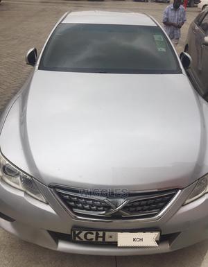 Toyota Mark X 2014 2.5 RWD Silver | Cars for sale in Nairobi, Kilimani