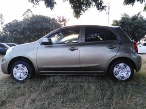 Nissan March 2014 Green   Cars for sale in Nairobi, Nairobi Central
