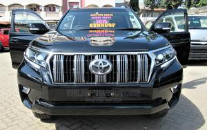 Toyota Land Cruiser Prado 2015 Black | Cars for sale in Mombasa, Tudor