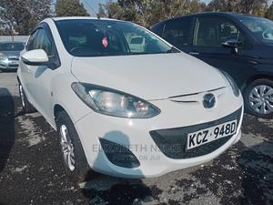 Mazda Demio 2013 White   Cars for sale in Nairobi, Ridgeways