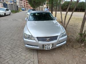 Toyota Mark X 2008 2.5 RWD Silver   Cars for sale in Nairobi, Embakasi