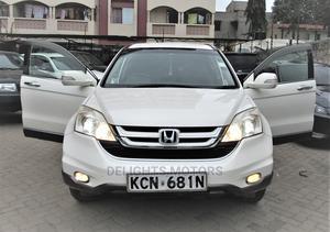 Honda CR-V 2010 White | Cars for sale in Mombasa, Tudor