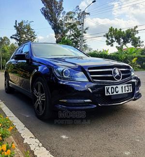 Mercedes-Benz C180 2014 Black | Cars for sale in Nairobi, Karen