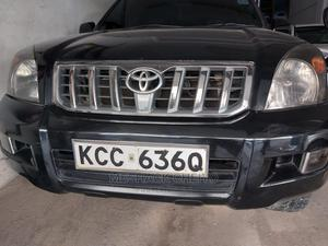 Toyota Land Cruiser Prado 2008 Black | Cars for sale in Mombasa, Mombasa CBD