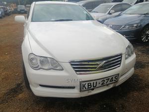 Toyota Mark X 2006 White | Cars for sale in Nairobi, Ridgeways