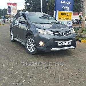 Toyota RAV4 2014 Gray | Cars for sale in Nairobi, Ridgeways