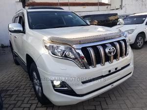 Toyota Land Cruiser Prado 2016 2.7 VVT-i White   Cars for sale in Mombasa, Mvita