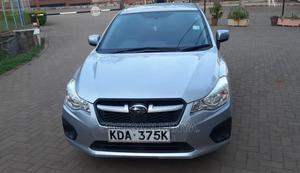 Subaru Impreza 2013 Silver | Cars for sale in Nairobi, Nairobi Central