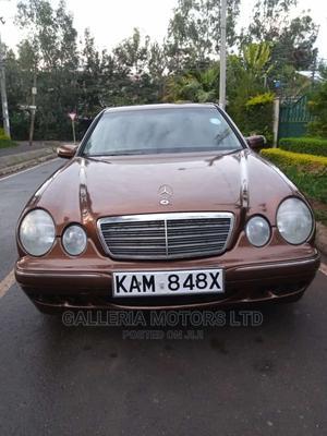 Mercedes-Benz E200 2000 Brown   Cars for sale in Nairobi, Karen