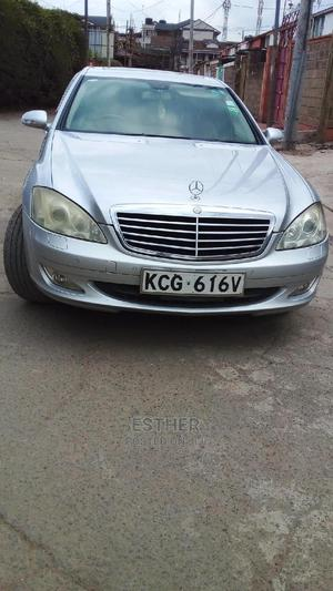 Mercedes-Benz S Class 2016 Silver   Cars for sale in Nairobi, Donholm