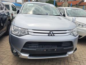 Mitsubishi Outlander 2015 Gray | Cars for sale in Mombasa, Mombasa CBD