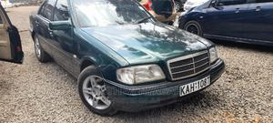 Mercedes-Benz C180 1997 Green   Cars for sale in Nairobi, Langata