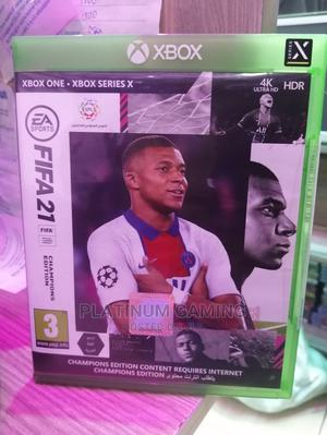 Xbox FIFA 21   Video Games for sale in Nairobi, Nairobi Central