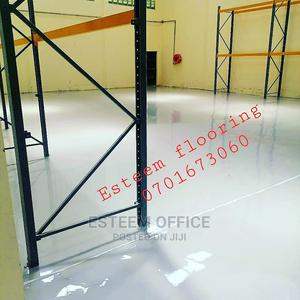Industrial Flooring/Epoxy Flooring Solutions | Building & Trades Services for sale in Nairobi, Nairobi Central