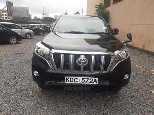 Toyota Land Cruiser Prado 2014 2.7 VVT-i Black | Cars for sale in Nairobi, Kilimani