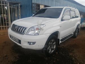 Toyota Land Cruiser Prado 2003 White | Cars for sale in Kiambu, Kiambu / Kiambu