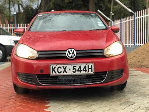 Volkswagen Golf 2012 Red | Cars for sale in Nairobi, Nairobi Central