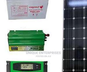 Super Functionate Ready Made 100w Solar Kit   Solar Energy for sale in Nairobi, Nairobi Central