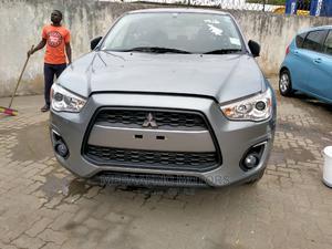 Mitsubishi RVR 2014 Gray   Cars for sale in Mombasa, Ganjoni