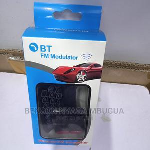 Bt Car Fm Modulator | Vehicle Parts & Accessories for sale in Nairobi, Nairobi Central
