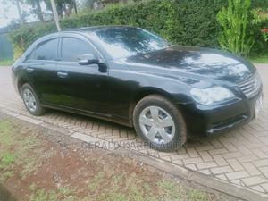 Toyota Mark X 2007 Black | Cars for sale in Nairobi, Karen