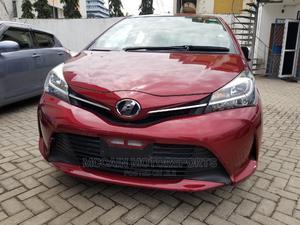 Toyota Vitz 2016 1.3 FWD 5dr Red   Cars for sale in Mombasa, Mvita