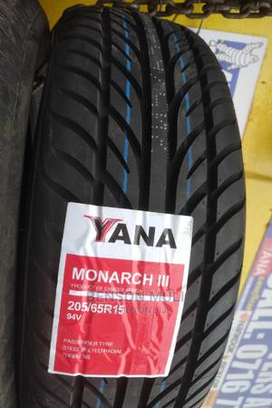 205 /65 R15 YANA | Vehicle Parts & Accessories for sale in Nairobi, Nairobi Central