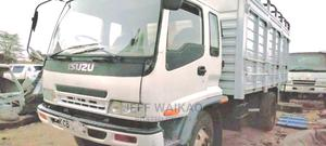 Isuzu FSR KCB High Sided With Drop Side Doors | Trucks & Trailers for sale in Nairobi, Nairobi Central