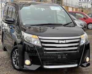 Toyota Noah 2014 2.0 AWD (7 Seater) Black   Cars for sale in Nairobi, Kilimani