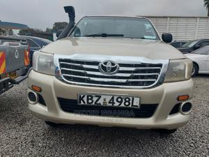 Toyota Hilux 2014 Gold | Cars for sale in Nairobi, Nairobi Central
