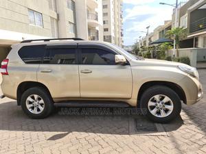 Toyota Land Cruiser Prado 2012 Gold   Cars for sale in Mombasa, Mombasa CBD