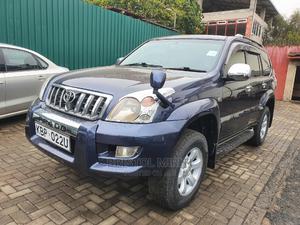 Toyota Land Cruiser Prado 2004 Gray   Cars for sale in Nairobi, Kilimani