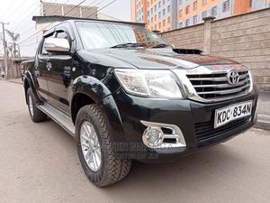 Toyota Hilux 2013 Black | Cars for sale in Nairobi, Nairobi Central