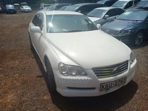 Toyota Mark X 2007 2.5 RWD White   Cars for sale in Nairobi, Nairobi Central