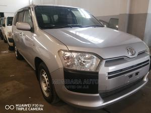 New Toyota Succeed 2015 Silver   Cars for sale in Mombasa, Tudor