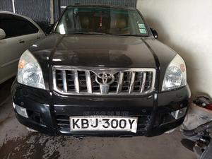 Toyota Land Cruiser Prado 2005 3.0 D-4d 3dr Black   Cars for sale in Mombasa, Mombasa CBD