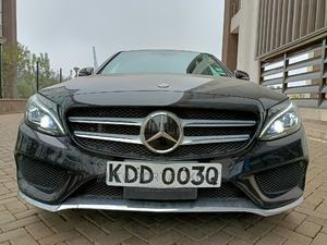 Mercedes-Benz C-Class 2014 Black | Cars for sale in Nairobi, Langata