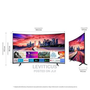 65 Inch Samsung Smart Crystal UHD 4K Curved TV - UA65TU8300 | TV & DVD Equipment for sale in Nairobi, Nairobi Central