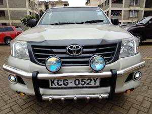 Toyota Hilux 2015 Gold | Cars for sale in Nairobi, Nairobi Central