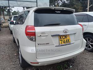 Toyota Vanguard 2010 White | Cars for sale in Nairobi, Ridgeways