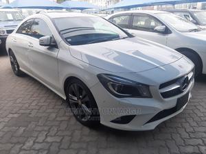 Mercedes-Benz CLA-Class 2015 White | Cars for sale in Mombasa, Ganjoni